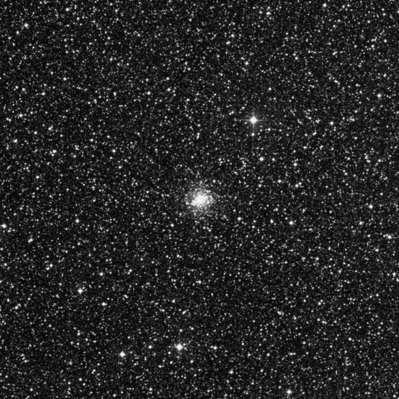 Image of NGC 6652 - Globular Cluster star