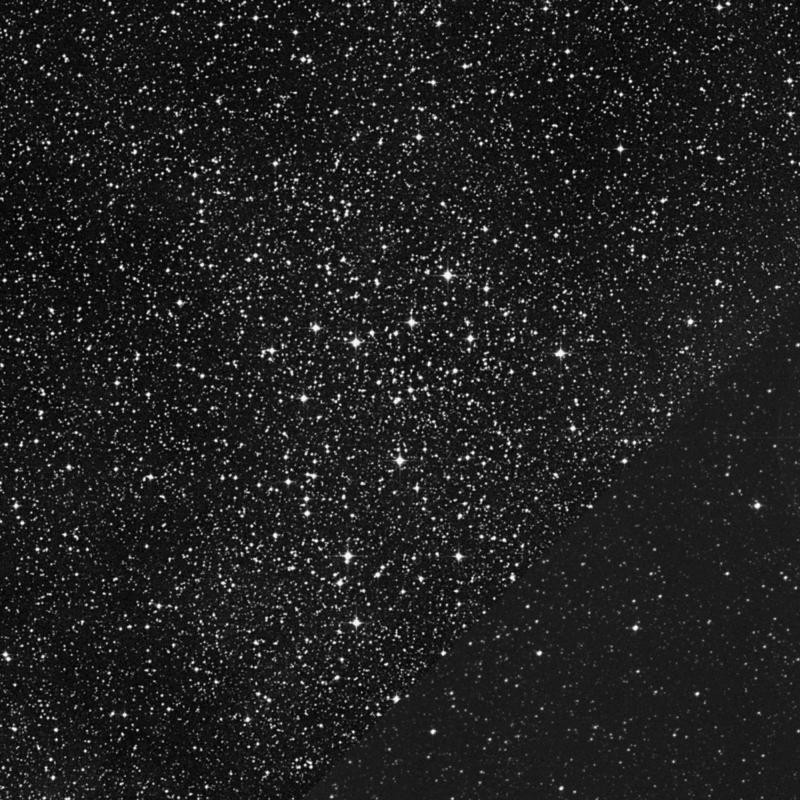 Image of NGC 6664 - Open Cluster in Scutum star