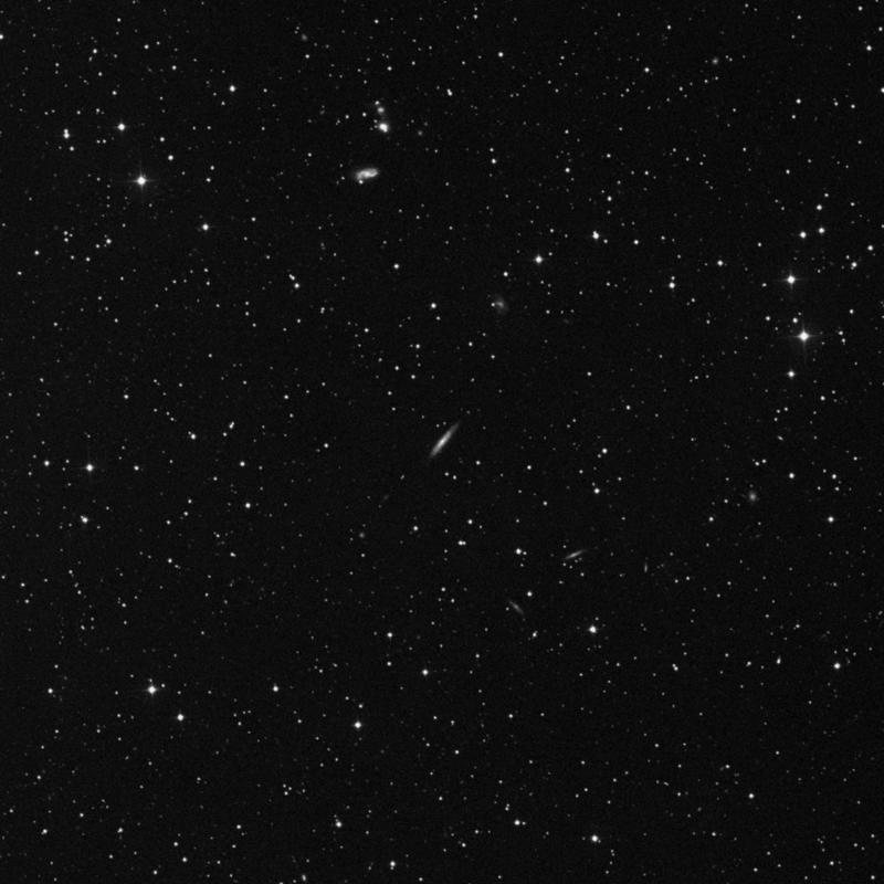Image of NGC 6676 - Spiral Galaxy star
