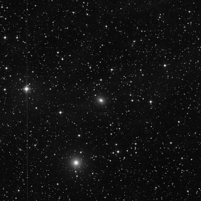 Image of NGC 6702 - Elliptical Galaxy in Lyra star