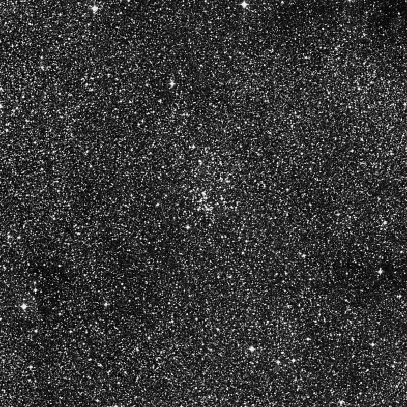 Image of NGC 6704 - Open Cluster in Scutum star