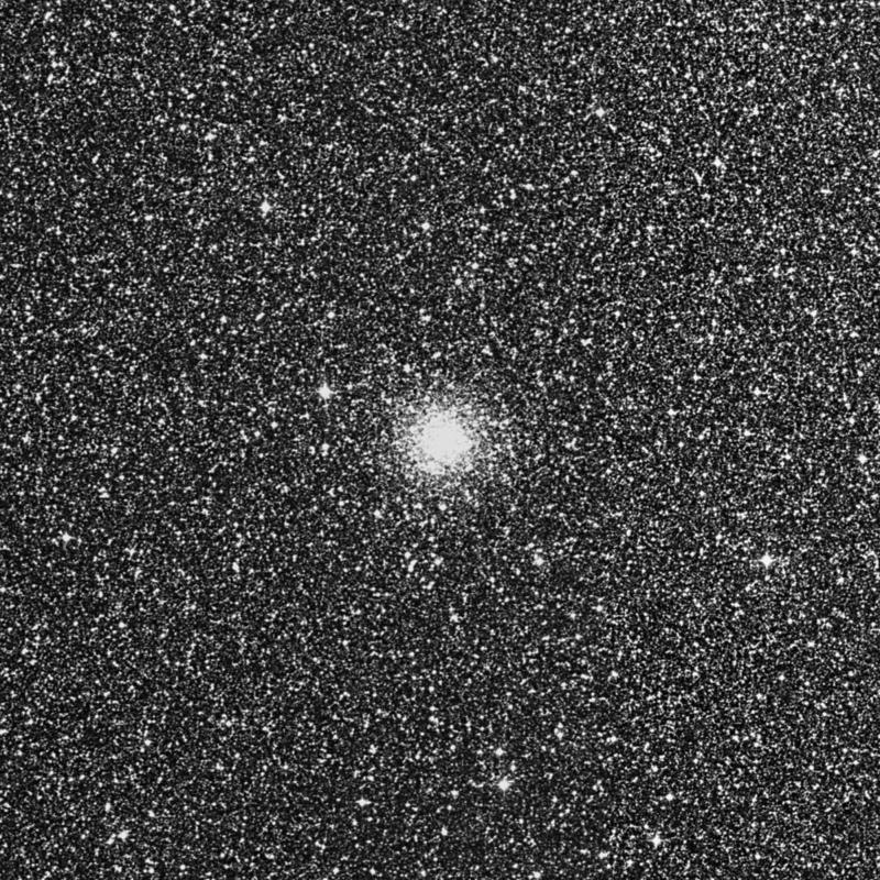 Image of NGC 6712 - Globular Cluster in Scutum star