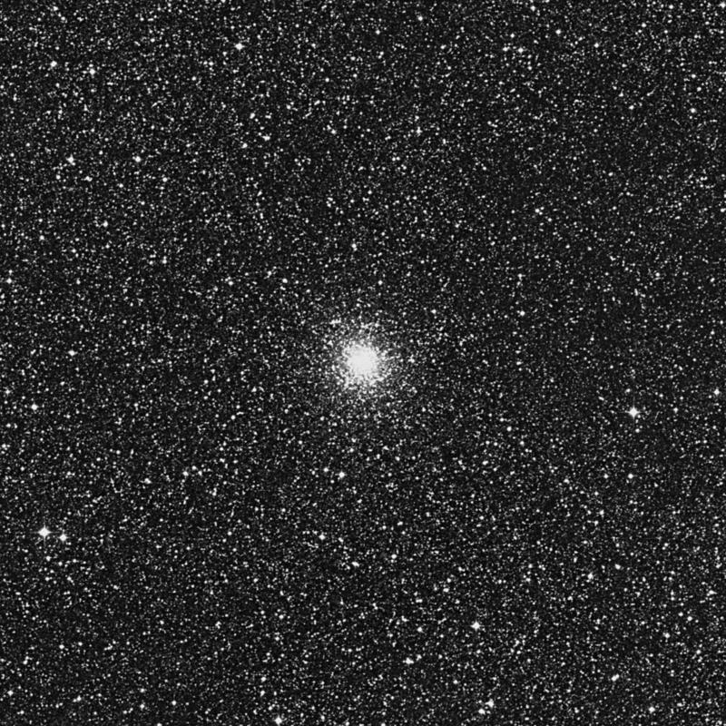 Image of NGC 6760 - Globular Cluster star