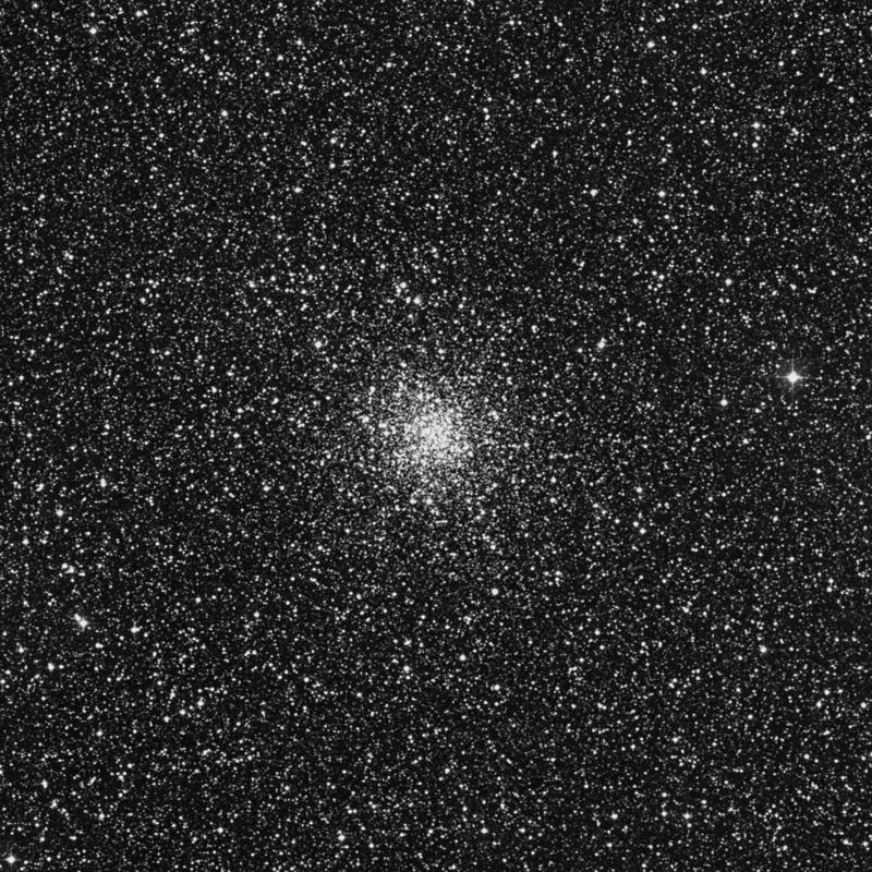 Image of Messier 71 - Globular Cluster in Sagitta star
