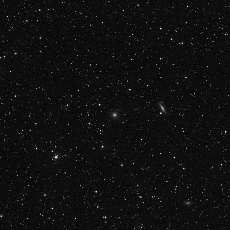 Image of NGC 6831 - Lenticular Galaxy star