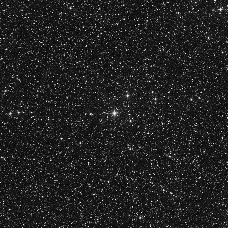 Image of NGC 6873 - Open Cluster in Sagitta star