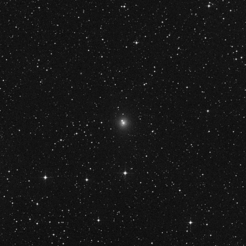 Image of NGC 6903 - Elliptical/Spiral Galaxy in Capricornus star