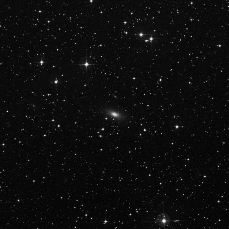 Image of NGC 6909 - Elliptical Galaxy star
