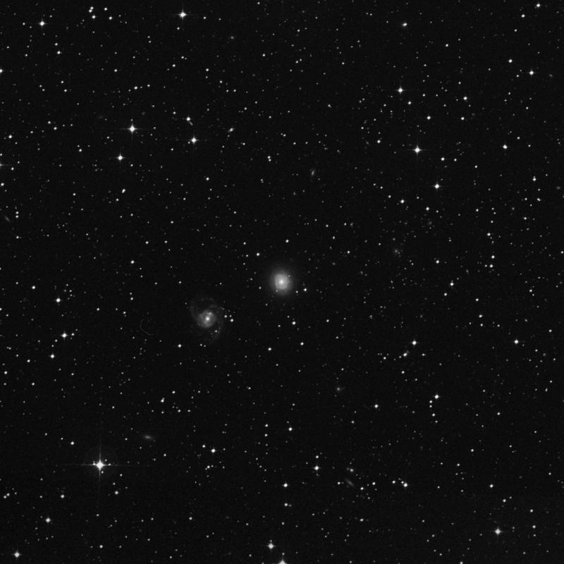 Image of NGC 6935 - Intermediate Spiral Galaxy star