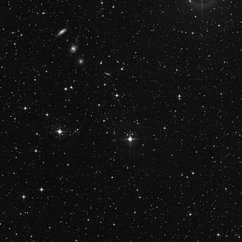 Image of NGC 6973 - Star in Aquarius star