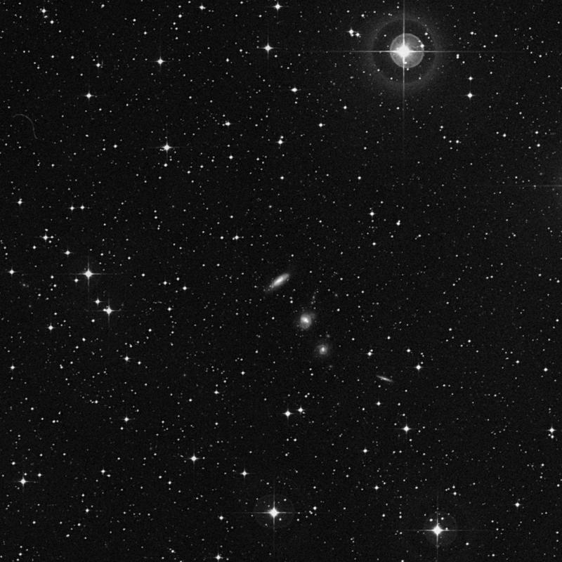 Image of NGC 6978 - Spiral Galaxy in Aquarius star