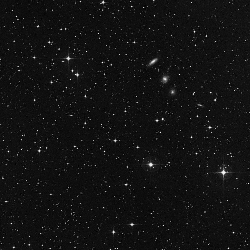Image of NGC 6980 - Star in Aquarius star
