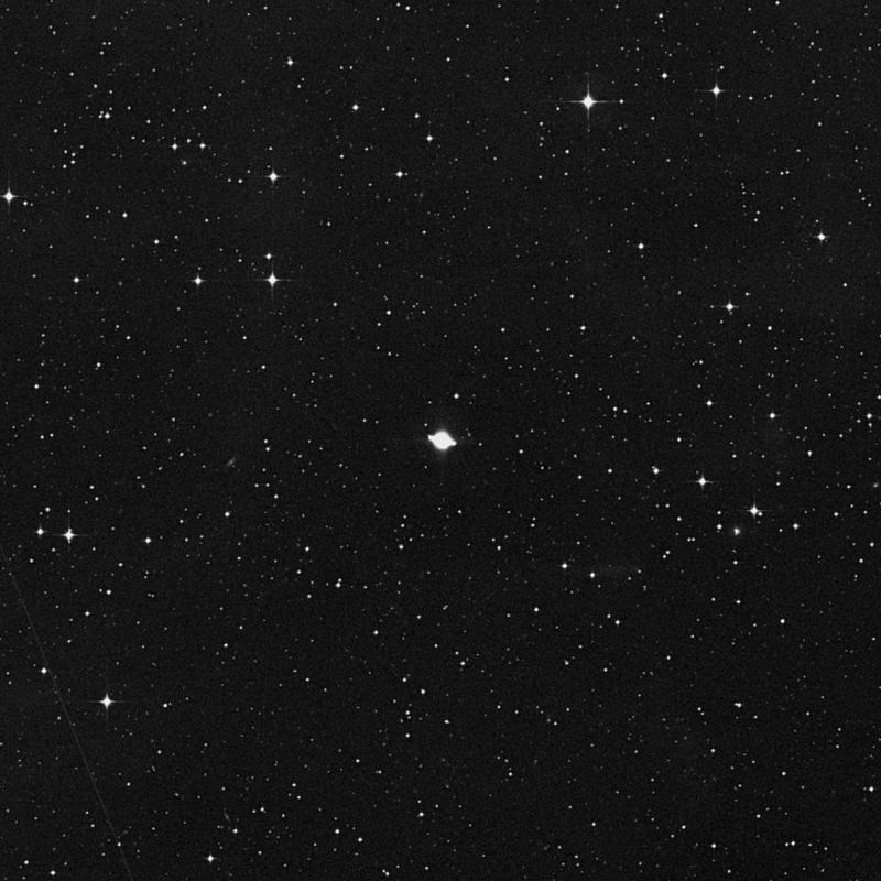 Image of NGC 7009 (Saturn Nebula) - Planetary Nebula in Aquarius star