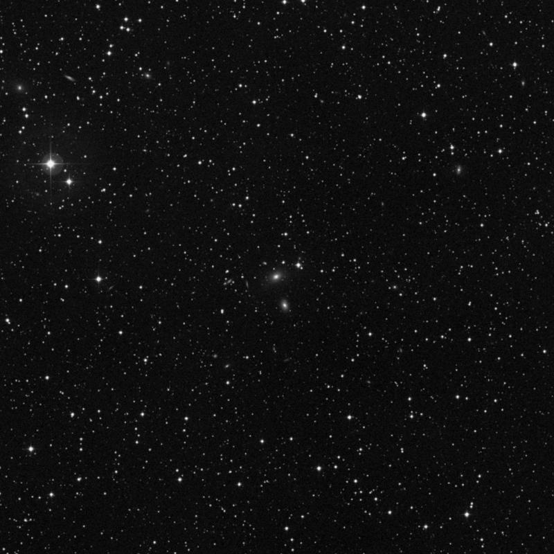 Image of NGC 7034 - Elliptical Galaxy star