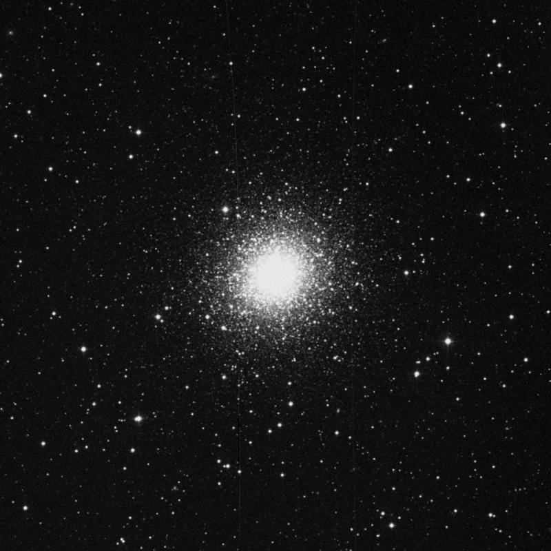 Image of Messier 2 - Globular Cluster star