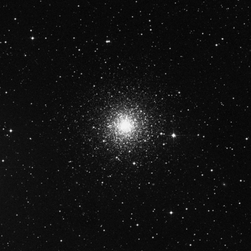 Image of Messier 30 - Globular Cluster in Capricornus star
