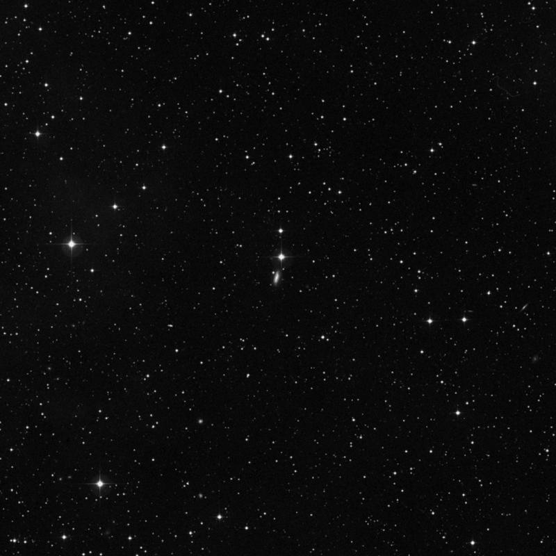 Image of NGC 7068 - Spiral Galaxy in Pegasus star