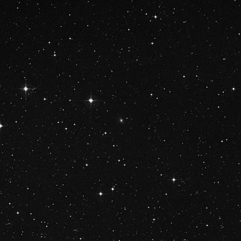 Image of NGC 7077 - Elliptical Galaxy in Aquarius star