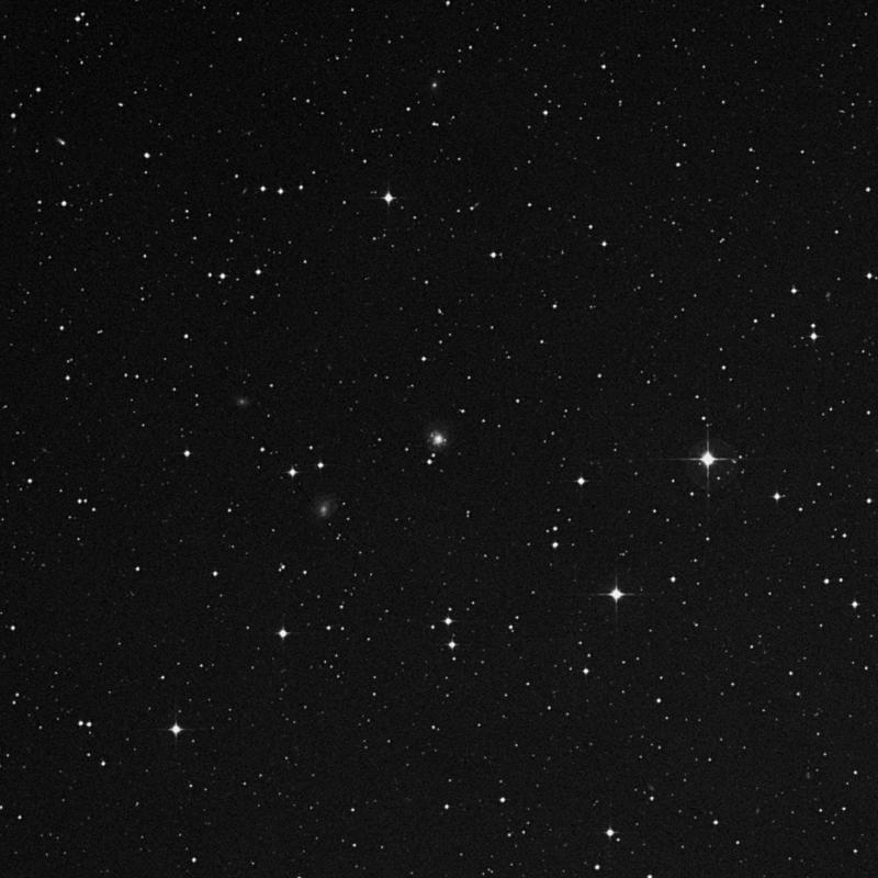 Image of NGC 7081 - Spiral Galaxy star