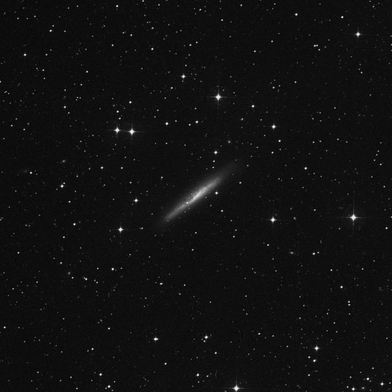 Image of NGC 7090 - Spiral Galaxy star