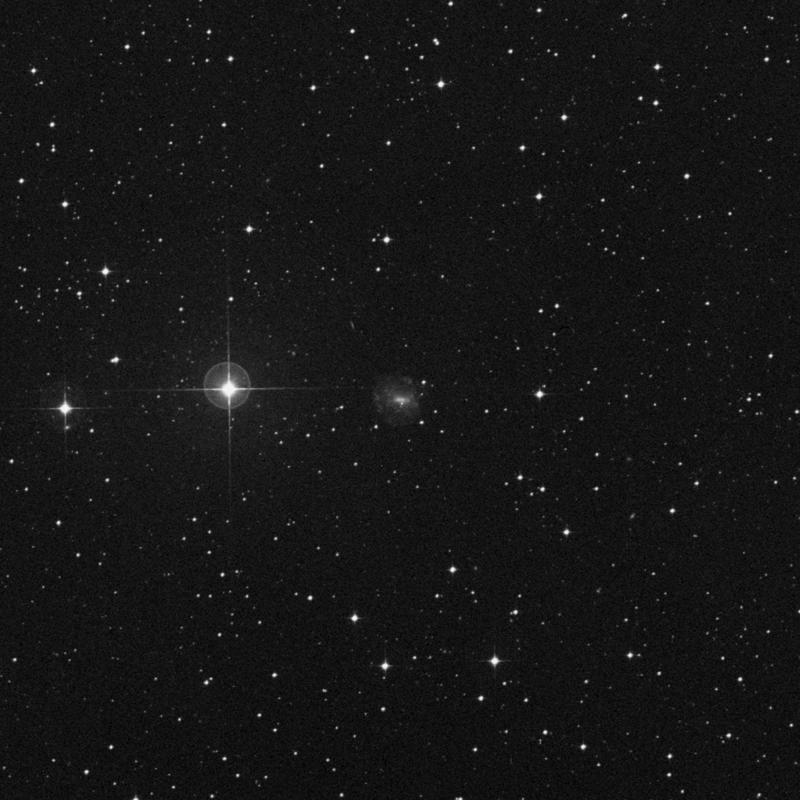Image of NGC 7091 - Spiral Galaxy in Grus star