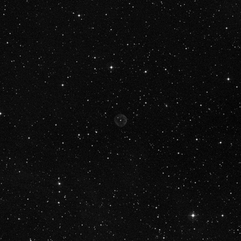 Image of NGC 7094 - Planetary Nebula in Pegasus star