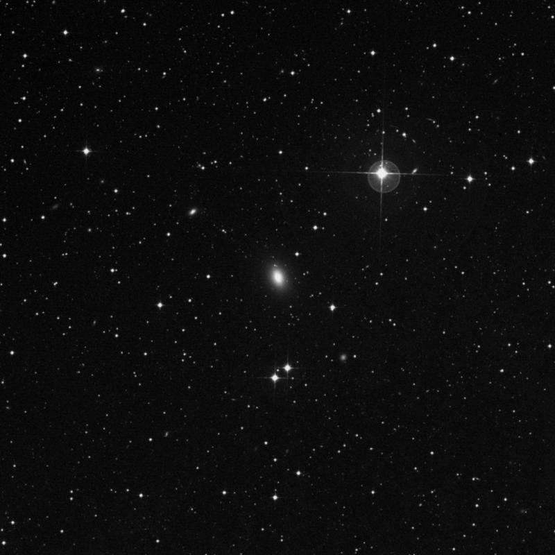 Image of NGC 7097 - Elliptical Galaxy in Grus star