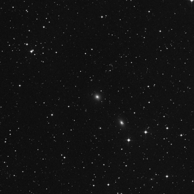 Image of NGC 7118 - Elliptical/Spiral Galaxy in Grus star