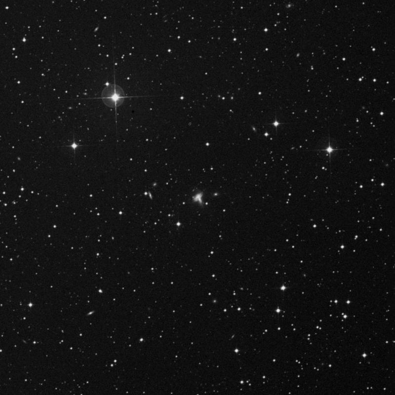 Image of NGC 7119A - Barred Spiral Galaxy in Grus star