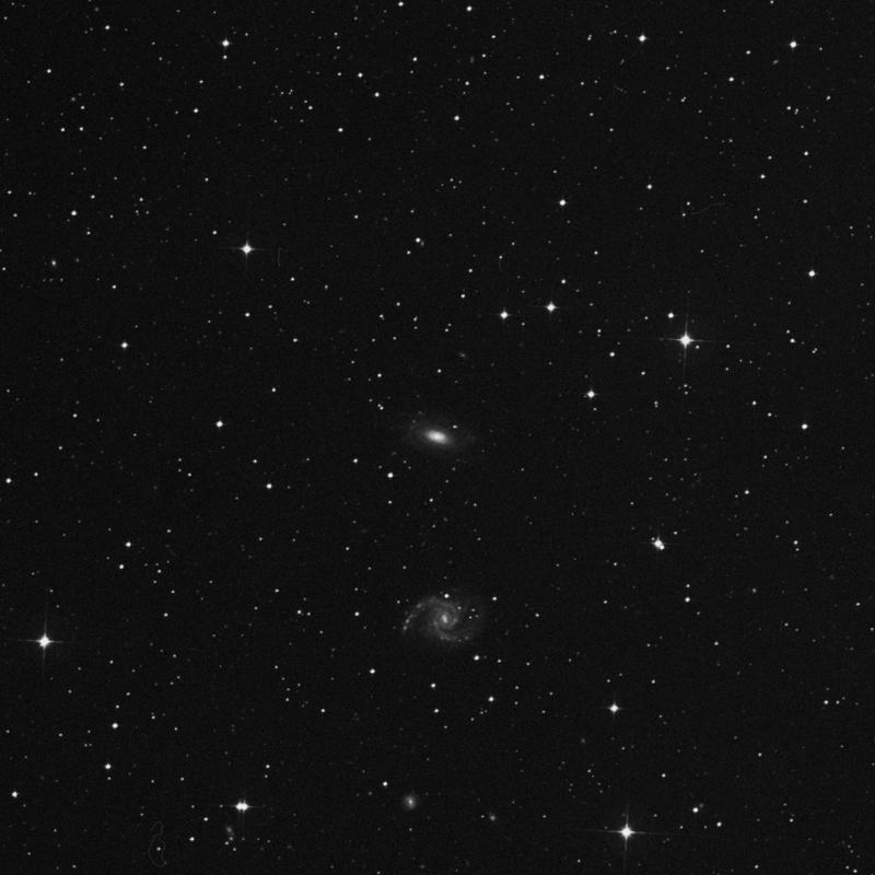Image of NGC 7126 - Spiral Galaxy star