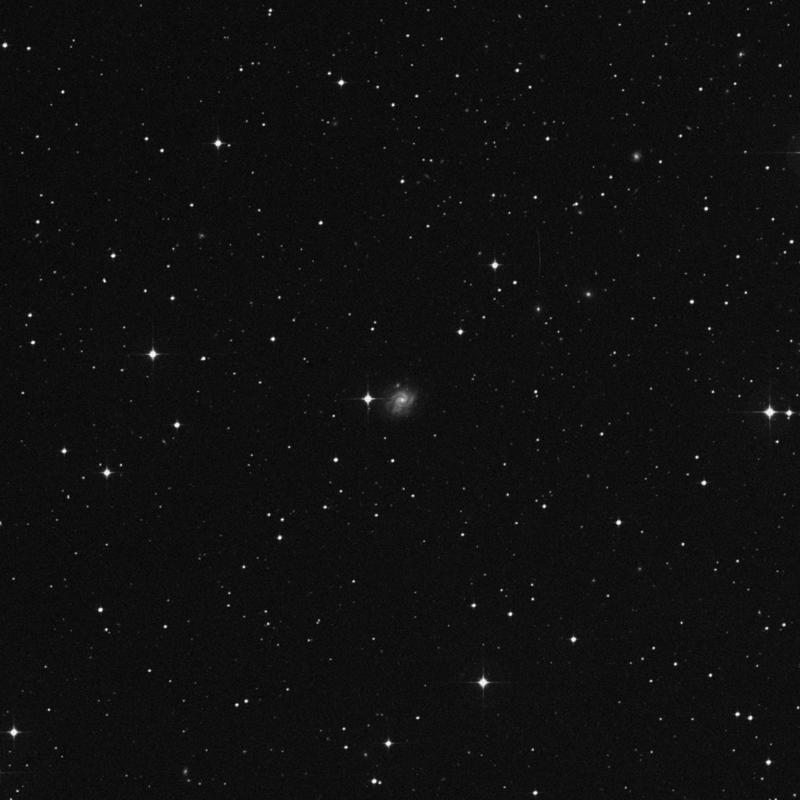 Image of NGC 7167 -  Galaxy in Aquarius star