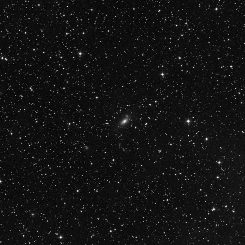 Image of NGC 7248 - Elliptical/Spiral Galaxy in Lacerta star