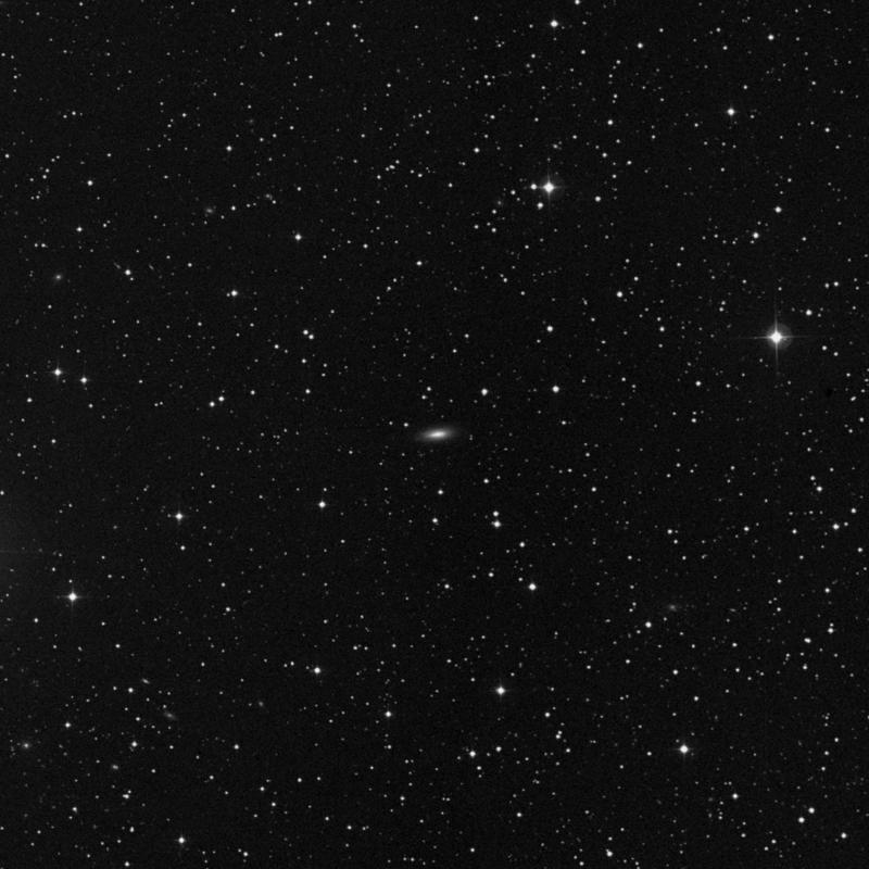 Image of NGC 7286 - Lenticular Galaxy in Pegasus star