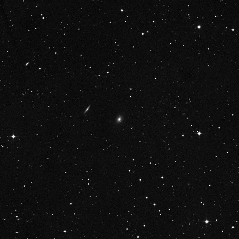 Image of NGC 7308 - Elliptical/Spiral Galaxy in Aquarius star