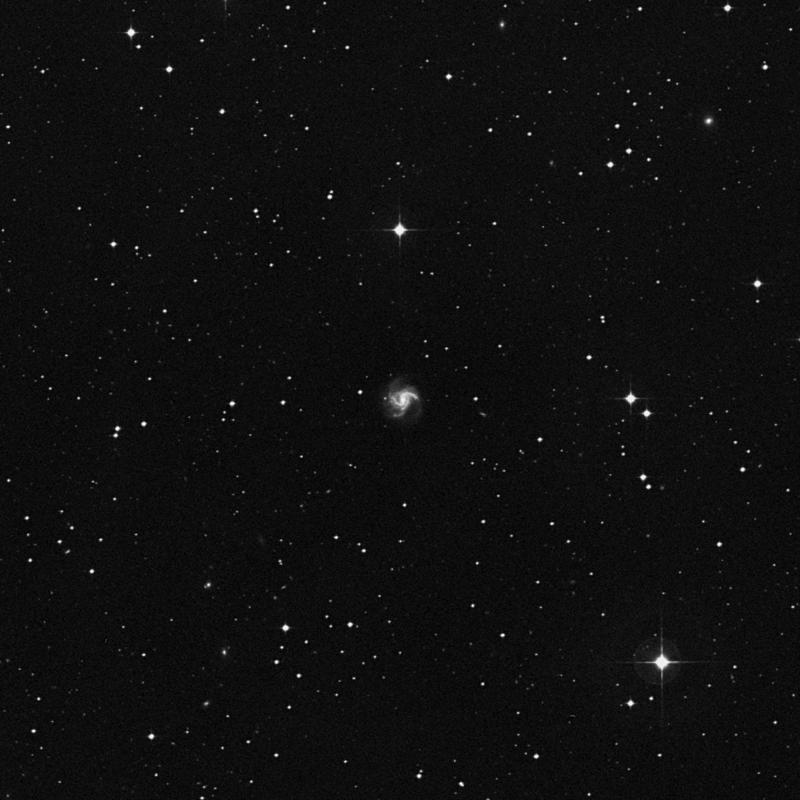 Image of NGC 7309 - Intermediate Spiral Galaxy star