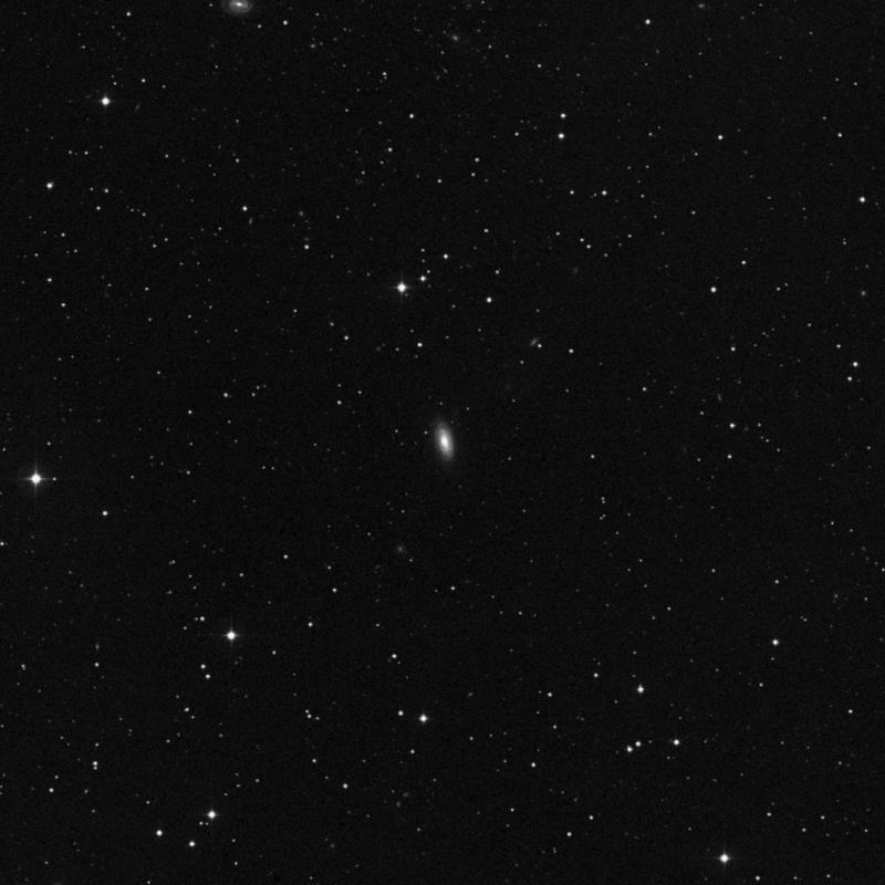 Image of NGC 7311 - Spiral Galaxy in Pegasus star