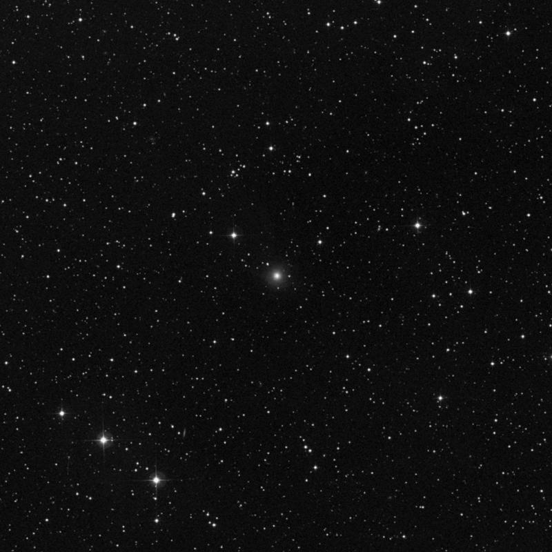 Image of NGC 7315 - Lenticular Galaxy in Pegasus star