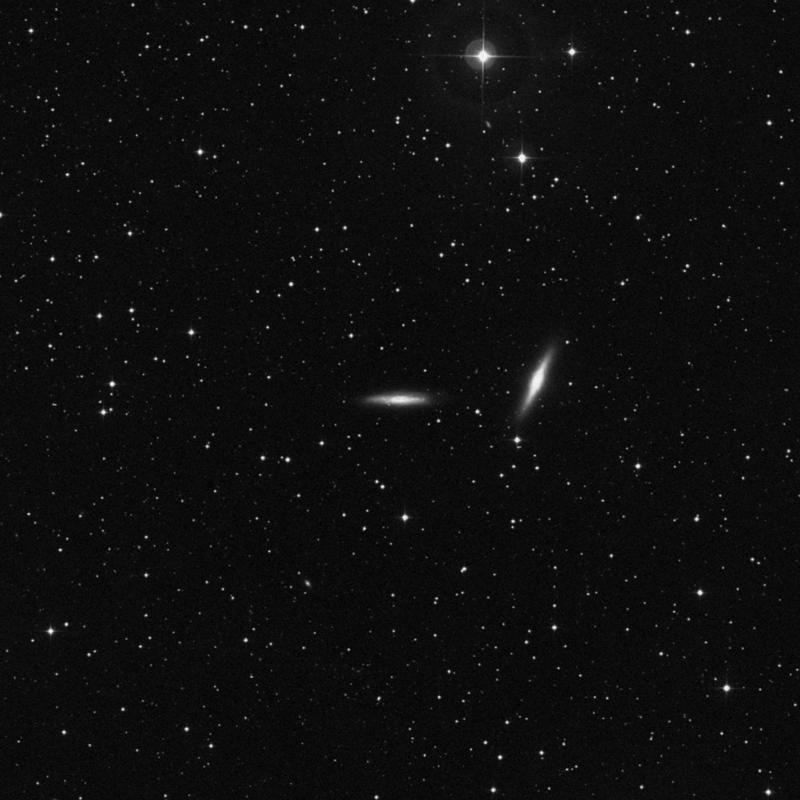 Image of NGC 7339 - Intermediate Spiral Galaxy star