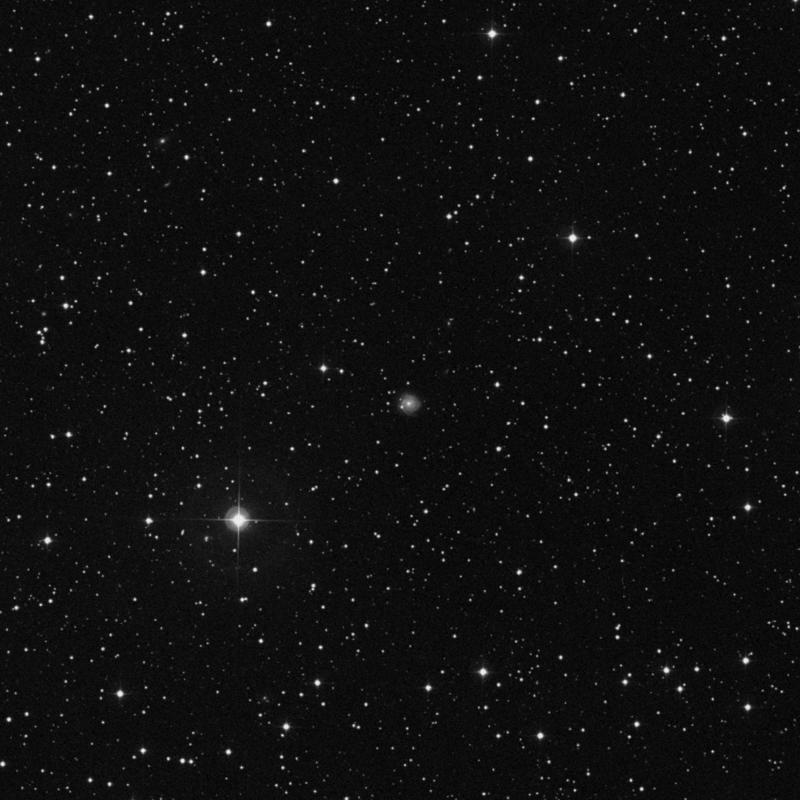 Image of NGC 7363 - Intermediate Spiral Galaxy in Pegasus star