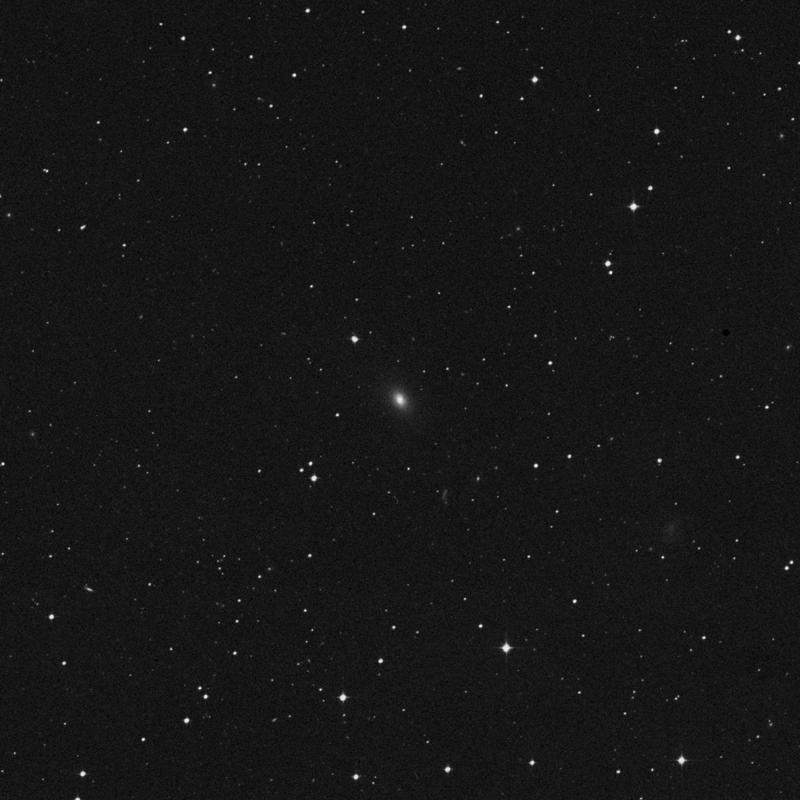 Image of NGC 7365 - Elliptical/Spiral Galaxy star