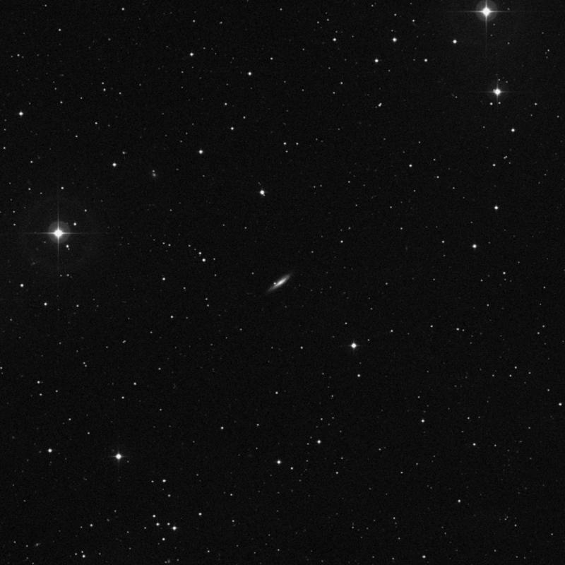 Image of NGC 7367 - Spiral Galaxy in Pegasus star