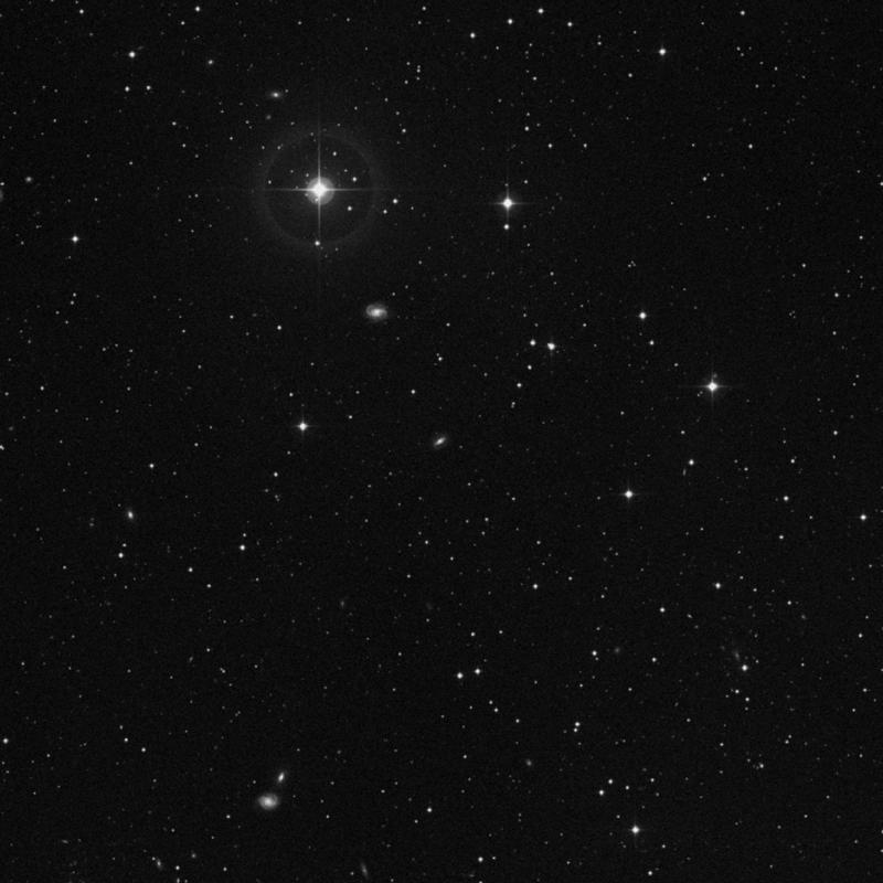 Image of NGC 7370 - Galaxy in Pegasus star