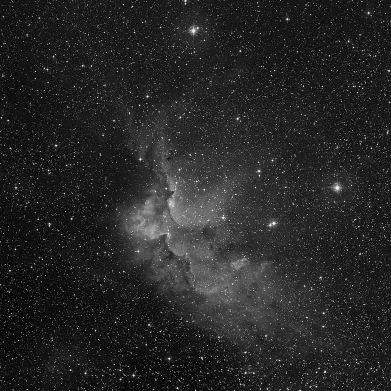 Image of NGC 7380 - Star Cluster + Nebula star