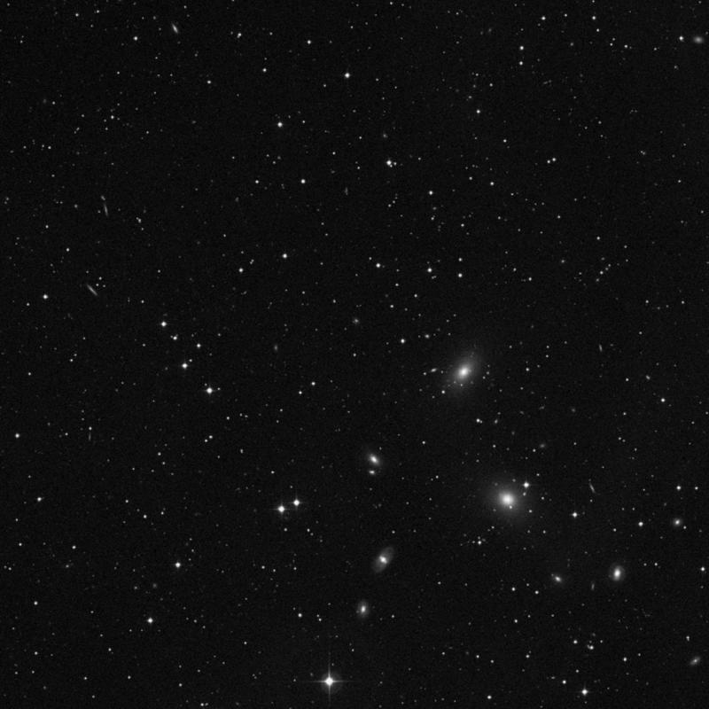 Image of NGC 7388 - Star in Pegasus star