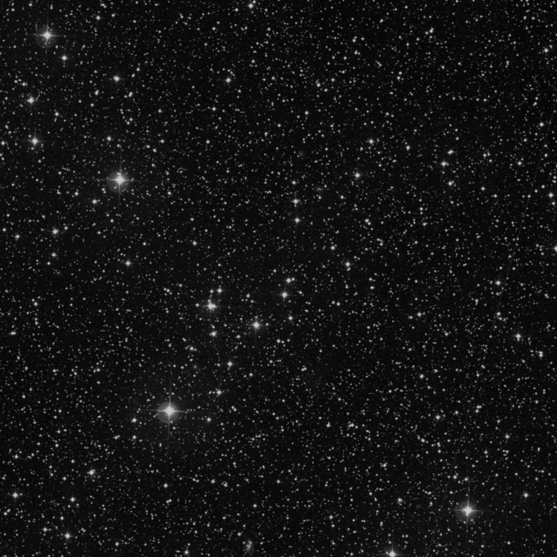 Image of NGC 7394 - Open Cluster in Lacerta star