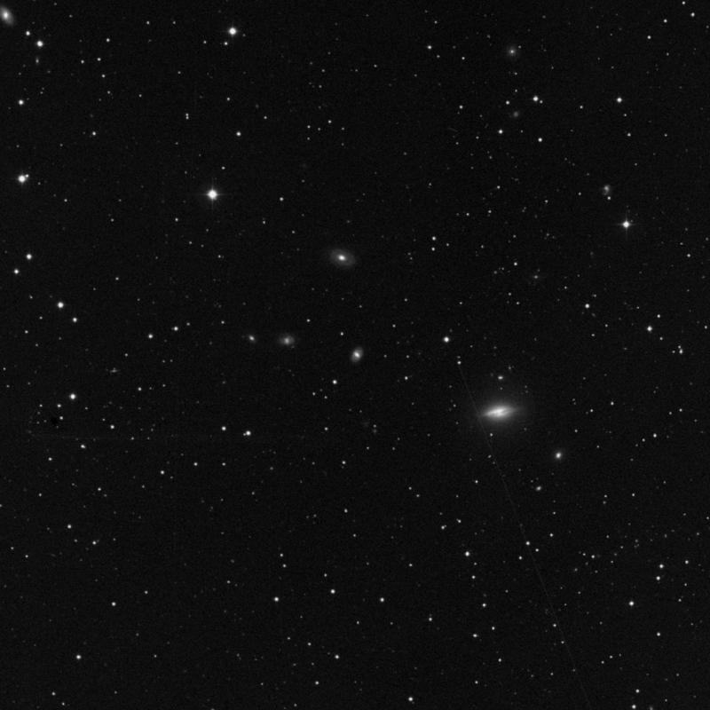 Image of NGC 7397 - Lenticular Galaxy in Pisces star