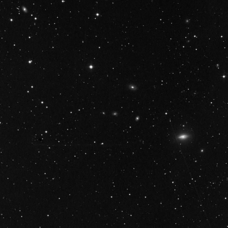 Image of NGC 7401 - Barred Spiral Galaxy star