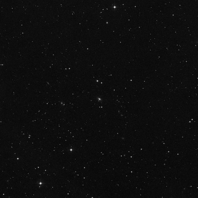 Image of NGC 7430 - Lenticular Galaxy in Pegasus star