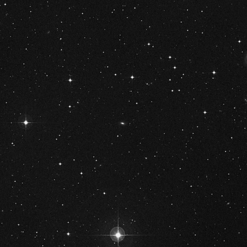 Image of NGC 7434 - Elliptical/Spiral Galaxy star