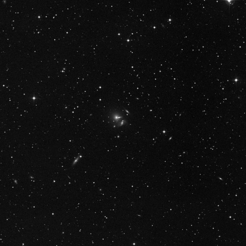 Image of NGC 7435 - Barred Spiral Galaxy star